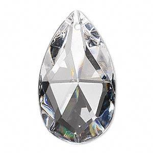 Kattokruunu kristallit