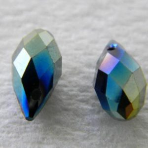 Kristallihelmet, brioletit ja rondellit